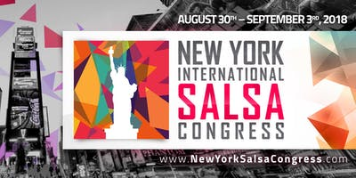 2019 Goya New York International Salsa Congress