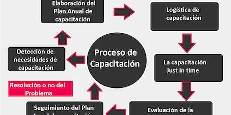 Taller de Implementación del Plan Anual de Capacitación (P.A.C.). #Paraná entradas