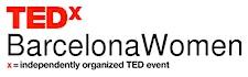 TEDxBarcelonaWomen logo