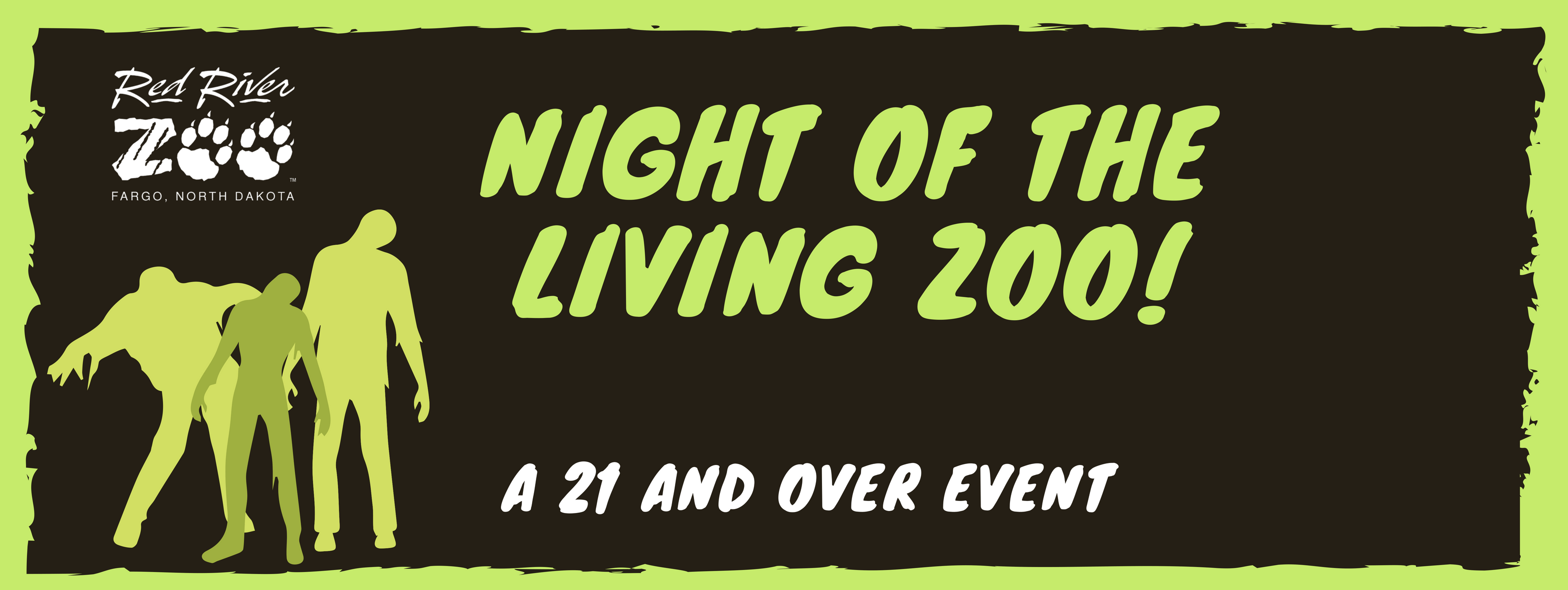 Night of the Living Zoo!