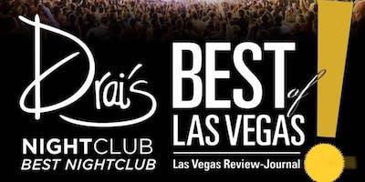 Dj Pauly D - Drais Nightclub & Beachclub Guestlist
