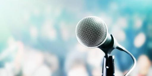 SHE Talks 'Under the Spotlight' - Public Speaking1 or 2 Day Immersive Workshop