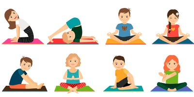 Yoga + Mindfulness for Kids at Sports Basement in Novato