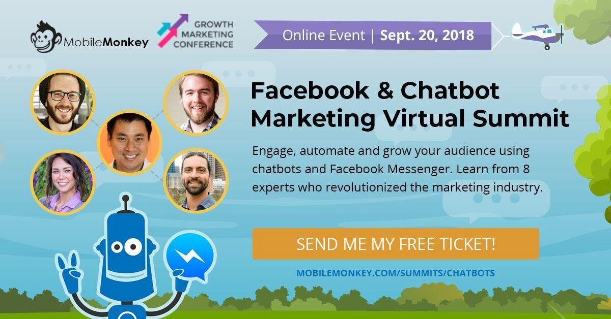 FREE Facebook Messenger & Chatbot Marketing S