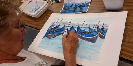 Children Art Class At The Cliffside Park Library Tickets Tue Sep