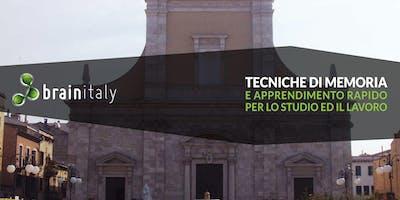San Benedetto Del Tronto: Corso gratuito di memoria
