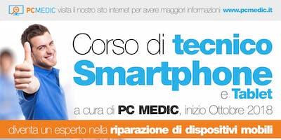 Corso di tecnico Smartphone e Tablet
