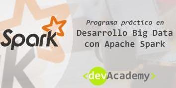 Programa práctico en desarrollo Big Data con Apache Spark (30h)