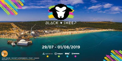 Black Sheep Festival 29 07 - 01 08 2019 Zrce Beach Pag Croazia