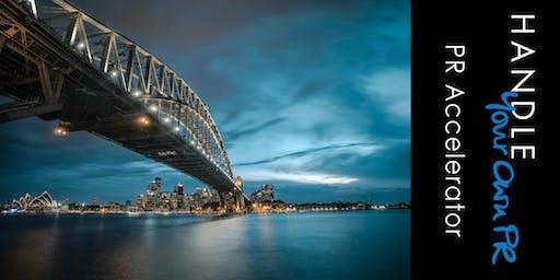 EV2 Sydney PR Accelerator
