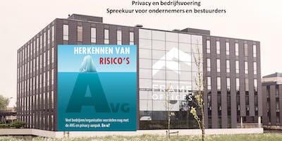 Spreekuur voor ondernemers en bestuurders over Privacy en bedrijfsvoering