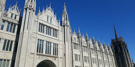 Aberdeen City Centre Free Walking Tour with Scot Free Tours tickets