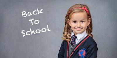 Back to School Mini Sessions