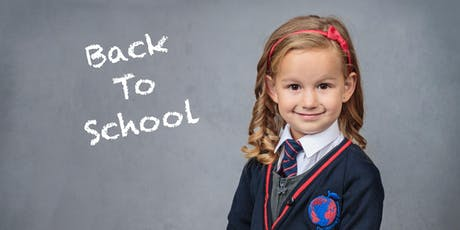 Back to School Mini Sessions tickets