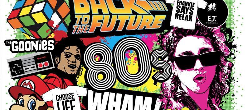 80s Pop Up Party