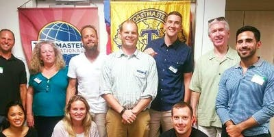Public Speaking and Leadership; Pacific Beach Toastmasters Meeting