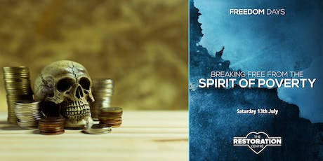 Breaking Free from the Spirit of Poverty tickets