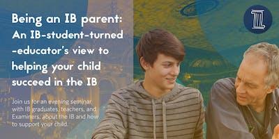 Being an International Baccalaureate Parent Seminar, Basel