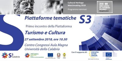 Primo incontro della Piattaforma Tematica regionale Turismo e Cultura