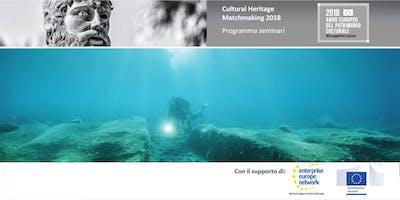 Valorizzazione sostenibile del patrimonio culturale sottomarino