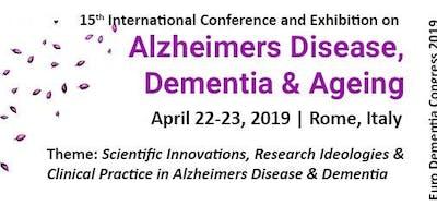 Euro Dementia congress 2019