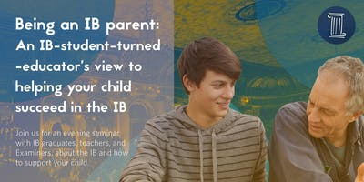 Being an International Baccalaureate Parent Seminar - Milan