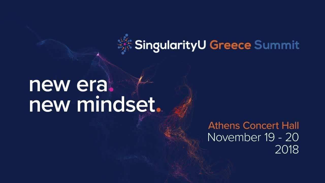 SingularityU Greece Summit