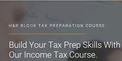 H R Block Tax School Scholarship Plant City September Thursday 6 2