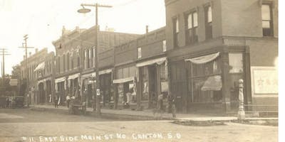 History of Town Halls in Canton