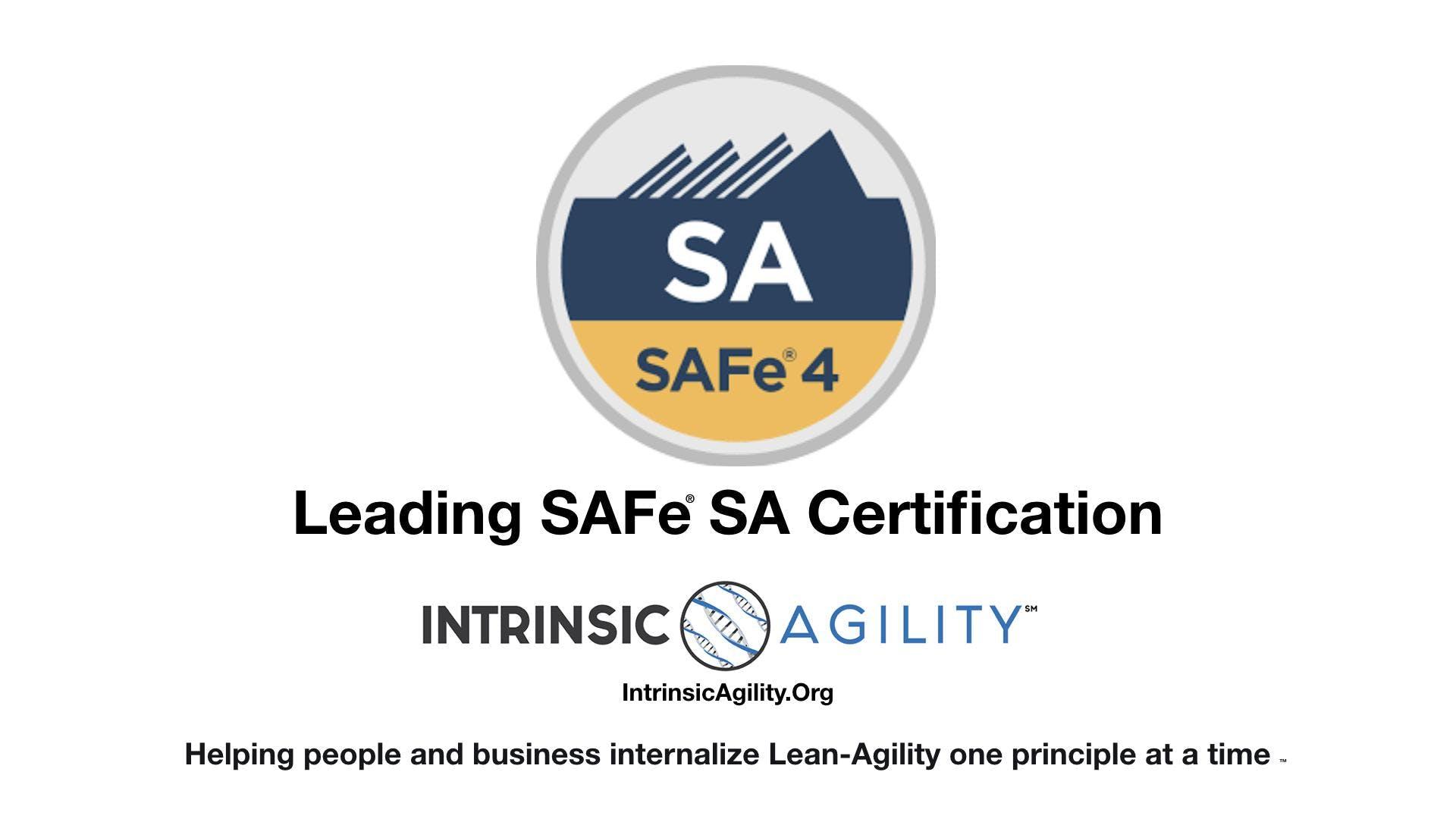 Leading Safe 45 Safe Agilist Sa Certification New York 3