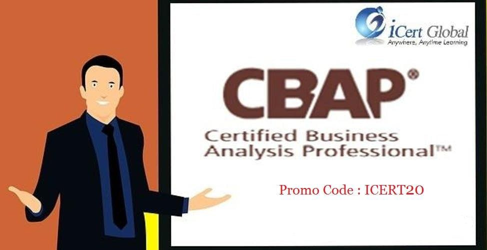 CBAP Certification Training in McAllen, TX