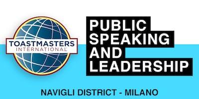 PUBLIC SPEAKING AND LEADERSHIP