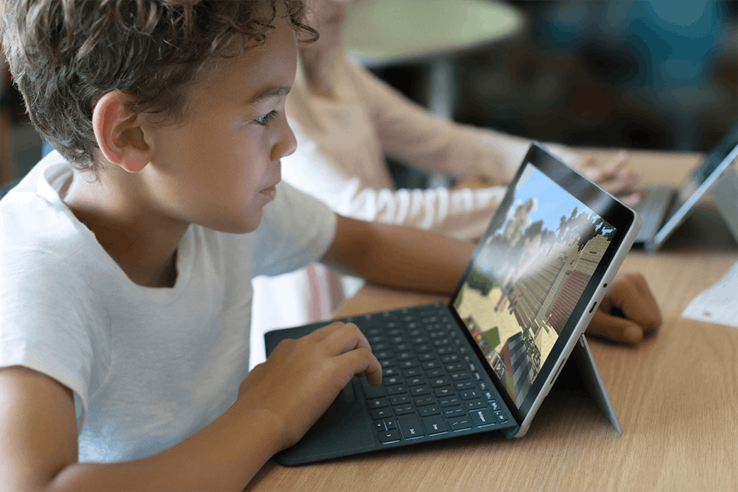 Play and MakeCode with Minecraft (Ages 8+)
