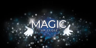 Magic Up Close - Torrance, CA