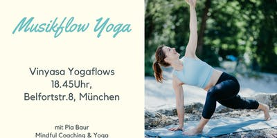 Musikflow Yoga - Donnerstags 18.45Uhr