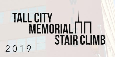 Tall City Memorial Stair Climb and Benefit Concert (2019) tickets