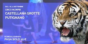 Circo M.Orfei a Castellana Grotte - Putignano