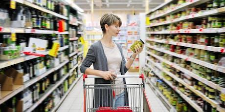 Understanding Food Labels tickets