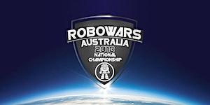 Australian Robowars Nationals 2018: Session 1