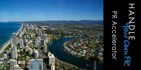 EV4 Brisbane PR Accelerator tickets