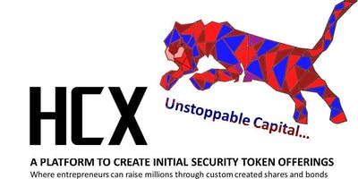 HCX ICO Roadshow Tokyo 19 Sep 6pm - 9pm