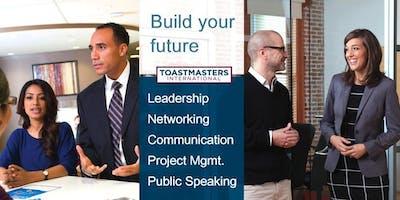 Bi-weekly Public Speaking Workshop