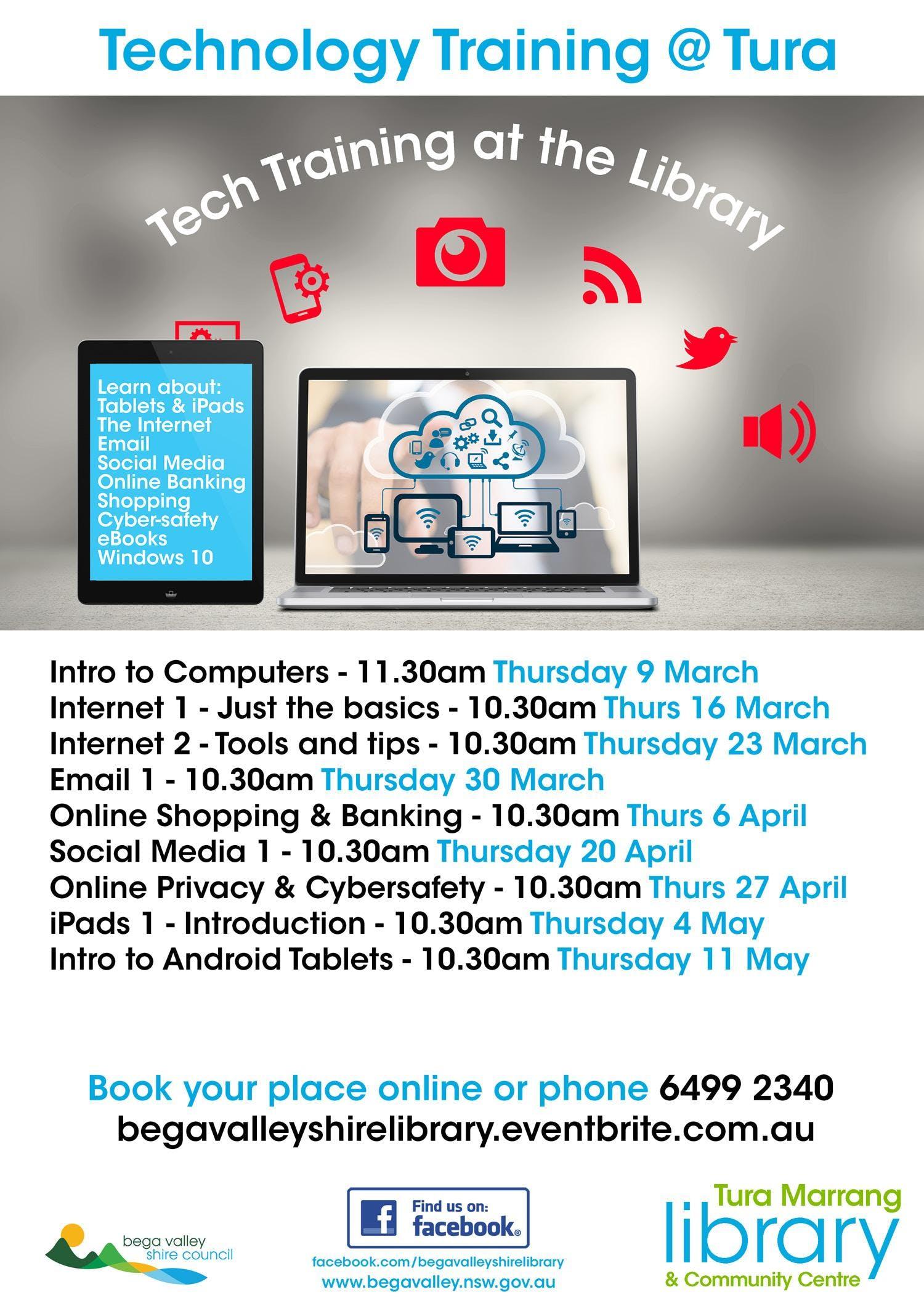 Introduction to Social Media @ Tura Marrang L