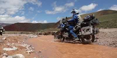 Reisevortrag: Dennis Ciminski-Tees - The long way home – Kurs West!