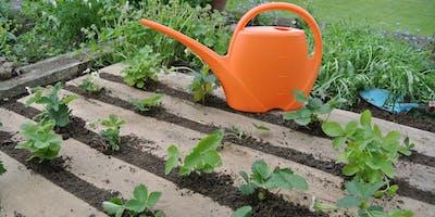 Garden Pallet Workshop