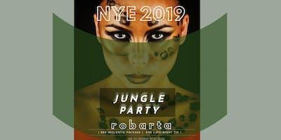 NYE 2019 - JUNGLE PARTY