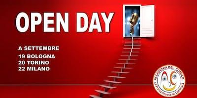 Accademia del Comico Open Day - Milano