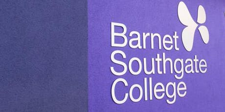 Barnet and Southgate College Taster Days tickets