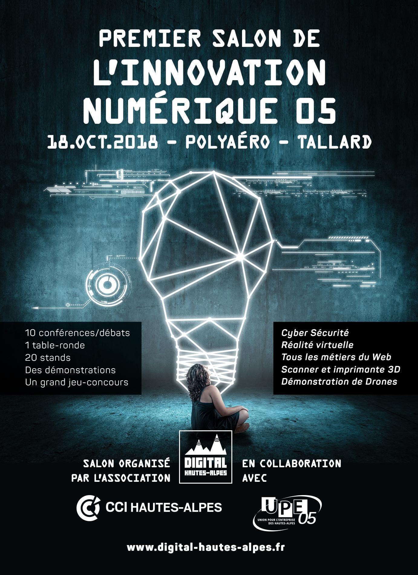 Salon de l'Innovation Numérique 05