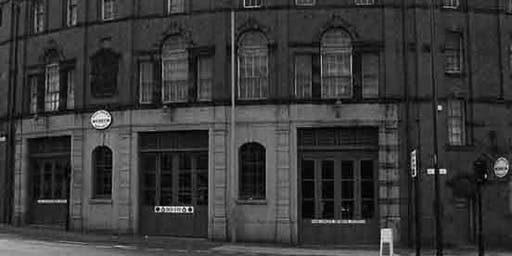 Ghost Hunt At The Haunted National Emergency Services Museum Sheffield